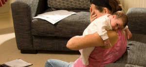 Postpartum Depression, know the signs